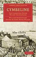 Cymbeline: The Cambridge Dover Wilson Shakespeare