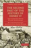 The Second Part of the History of Henry IV