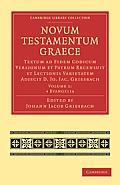 Novum Testamentum Graece - Volume 1