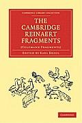 The Cambridge Reinaert Fragments: (Culemann Fragments)