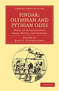 Pindar: Olympian and Pythian Odes (Cambridge Library Collection - Classics)