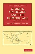 Studies on Homer and the Homeric Age 3-Volume Set