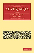 Adversaria - Volume 1