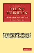 Kleine Schriften - Volume 4