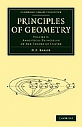 Principles of Geometry - Volume 5 (Cambridge Library Collection - Mathematics)