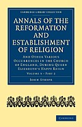 Annals of the Reformation and Establishment of Religion - Volume 3, Book 2