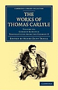 The Works of Thomas Carlyle - Volume 22