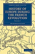 History of Europe During the French Revolution - Volume 7