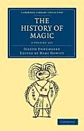 The History of Magic - 2 Volume Set