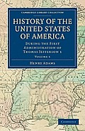 History of the United States of America - Volume 1