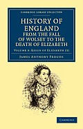 History of England from the Fall of Wolsey to the Death of Elizabeth - Volume 9