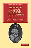 Memoir of Madame Jenny Lind-Goldschmidt - Multiple Copy Pack