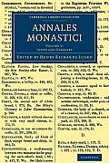 Annales Monastici - Volume 5