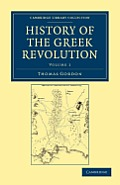 History of the Greek Revolution - Volume 1