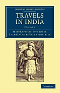 Travels in India - Volume 1
