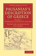 Pausanias's Description of Greece - Volume 5