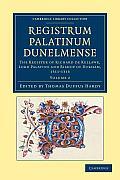 Registrum Palatinum Dunelmense - Volume 2