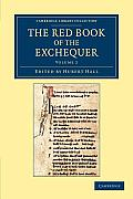 The Red Book of the Exchequer - Volume 2
