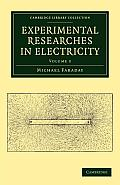 Experimental Researches in Electricity - Volume 3