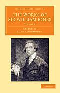 The Works of Sir William Jones - Volume 8