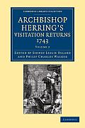 Archbishop Herring's Visitation Returns, 1743