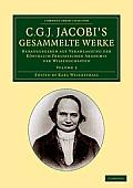 C. G. J. Jacobi's Gesammelte Werke - Volume 2