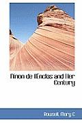 Ninon de L'Enclos and Her Century