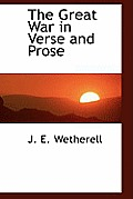 The Great War in Verse and Prose