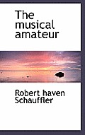 The Musical Amateur