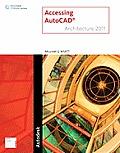Accessing AutoCAD Architecture 2011