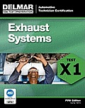 ASE Test Preparation Exhaust System (X1)