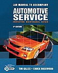 Automotive Service-lab Manual (4TH 12 Edition)