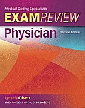 Medical Coding Specialist's Examination - With CD (2ND 12 Edition)