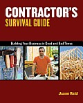 Dewalt Contractor's Survival Guide, Complete Handbook: Bldg
