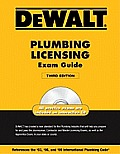 Dewalt Plumbing Licensing Exam Guide Cover