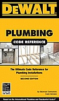 Dewalt Plumbing Code Reference