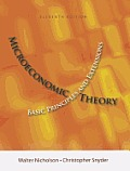 Microeconomics Theory: Basic Principles and Extensions