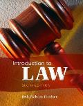 Intro. To Law (6TH 12 Edition)