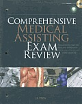 Comprehensive Medical Assisting Exam Review: Preparation for the CMA, Rma and Cmas Exams (Book Only) Cover