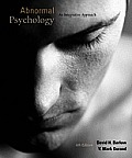 Abnormal Psychology An Integrative Approach with Abnormal Psychology 6th Edition