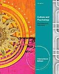 Culture & Psycholology 5TH International Edition