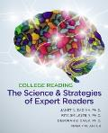 College Reading: the Science and Strategies of Expert Readers (14 Edition)