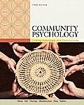 Community Psychology (3RD 12 Edition)