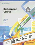 Keyboarding Course, Lessons 1-25 - With CD (18TH 11 - Old Edition)