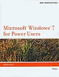 New Perspectives on Microsoft Windows 7 for Power Users (12 Edition)
