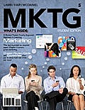 Mktg (with Marketing Coursemate with eBook Printed Access Card) Cover