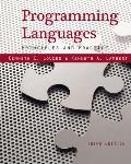 Programming Languages : Principles and Practice (3RD 12 Edition)