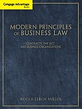 Cengage Advantage Books Modern Principles of Business Law