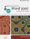 New Perspectives on Microsoft Office Word 2007, Introductory, Premium Video Edition (Book Only)