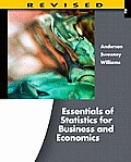 Essentials of Statistics for Business and Economics-revised-with Prem. Access (6TH 12 Edition)